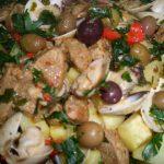 Carne de Porco a Alentejana (3)