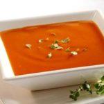 Sopa de Tomate e Cebola