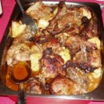 Carne de Natal (Borrego)
