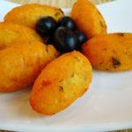 Pasteis de Bacalhau à Portuguesa
