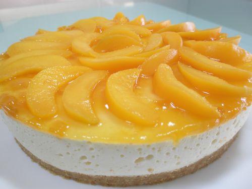 cheesecake-pessegos-natas