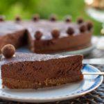 Tarte de Mousse de Chocolate