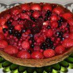 Tarte de Frutos Silvestres