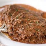 Sauerbraten (Carne Agridoce)