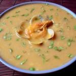 Sopa Rica de Mariscos