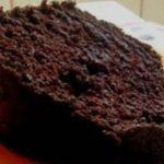 Bolo de Chocolate Gelado