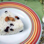 arroz-passas