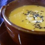 Sopa de Grão e Iogurte