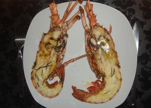 lagosta-assada