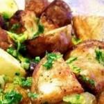 batatas-assadas-alho-limao-salsa