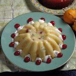 Arroz-Doce com Frutas