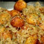 Cebolada de Batatas