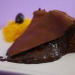 Pão de Ló Cremoso de Chocolate