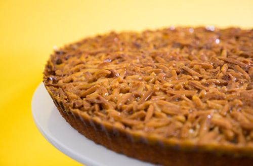 tarte-amendoa-caramelizada