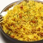 arroz-acafrao-bacon