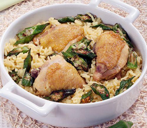 arroz-frango-quiabos