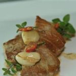 Bife de Atum à Madeirense