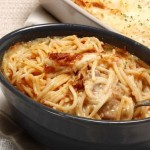 esparguete-gratinado-alheira
