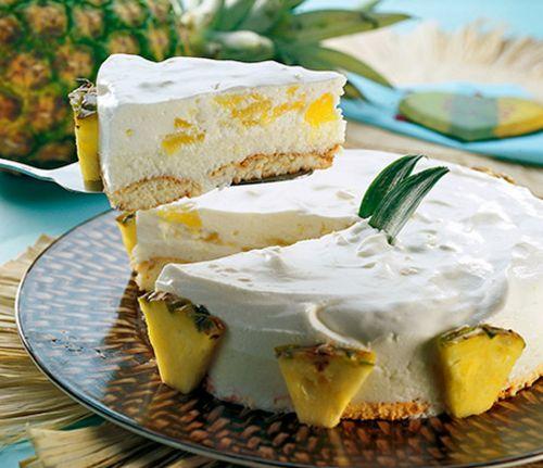 semifrio-ananas