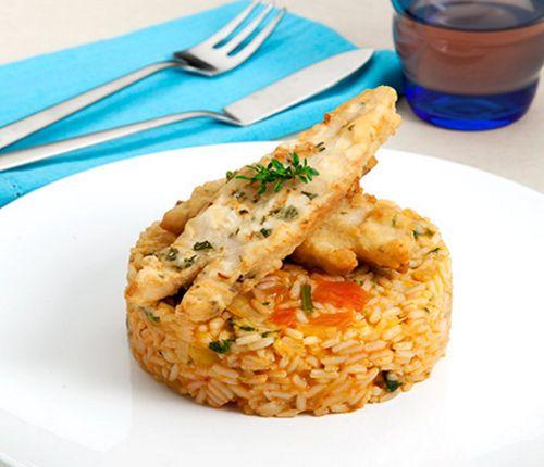 solha-frita-arroz-tomate