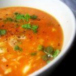 Sopa de Peixe com Tomate