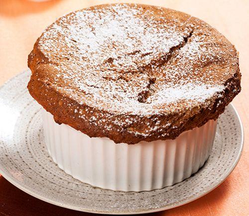 souffle-chocolate