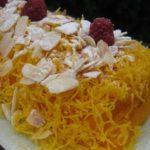 Torta de Laranja e Cenoura