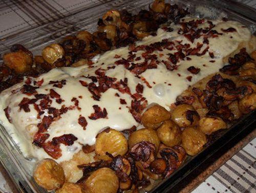 bacalhau-castanhas-cogumelos