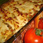 Cannelloni de Atum com 3 Pimentos
