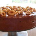 Cheesecake de Chocolate de Avelãs
