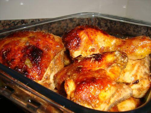 frango-dourado-forno