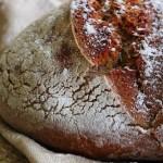 Pão Rústico de Centeio