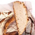 Pão Rústico de Massa Azeda