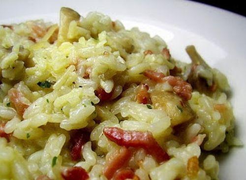 risotto-bacon-cogumelos
