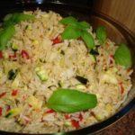 Salada de Arroz Basmati