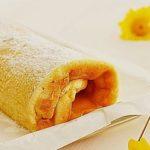 Torta com Recheio de Lemon Curd