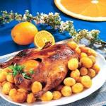 Pato com Limão e Laranja