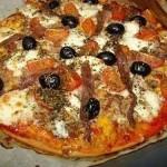 Pizza de Anchovas