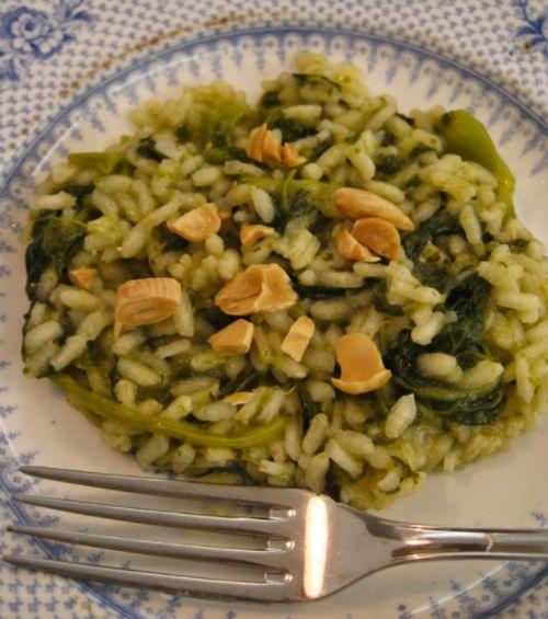 risotto-grelos