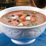Sopa de Feijão Vermelho