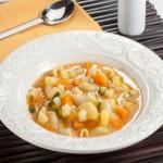 Sopa de Legumes e Massa