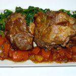 Carne Assada no Tacho