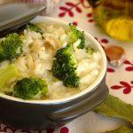 Arroz de Bacalhau com Brócolos