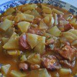 Sopa de Feijão com Cabeça de Nabo
