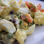 Salada Russa de Pescada