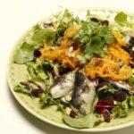 Salada de Sardinha com Escabeche