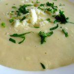 Sopa Aveludada de Couve-Flor