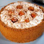 Cheesecake de Licor