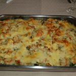 Bacalhau com Brócolos