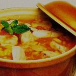 Sopa de Cherne